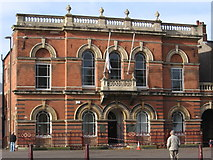 SK4641 : Ilkeston - Town Hall by Dave Bevis