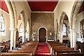 SE8821 : St.John the Baptist's nave by Richard Croft