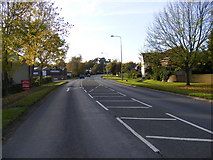 TM2850 : A1152 Wilford Bridge Road by Adrian Cable