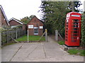 TM2744 : Waldringfield Telephone Exchange by Geographer