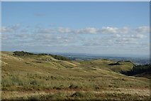 NS3160 : Moorland view by Leslie Barrie