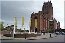 SJ3589 : Liverpool Anglican Cathedral by John Allan