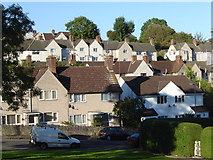 ST5393 : Houses, Chepstow Garden City by Ruth Sharville