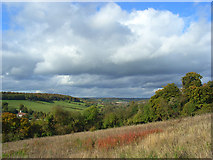 SU8695 : The Hughenden valley by Andrew Smith