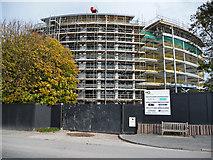 SJ4065 : HQ Chester by John Allan