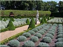 TQ1773 : Formal Garden at Ham House by David Anstiss