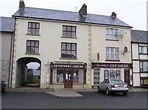 H6357 : Veterinary Centre / Gormleys Off Sales, Ballygawley by Kenneth  Allen