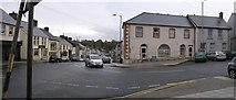 H6357 : Main Street / Church Street, Ballygawley by Kenneth  Allen