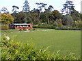 TM2347 : Little Bealings Bowls Club by Adrian Cable