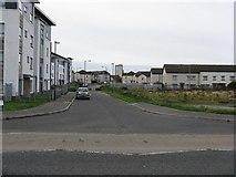 NT2276 : Housing at West Pilton by M J Richardson
