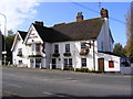 TM2547 : The Red Lion Public House by Geographer