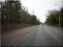 SD3245 : The B5268, Fleetwood Road by James Denham