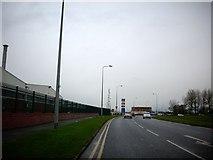 SD3433 : Clifton Road, Blackpool. by James Denham