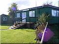 TM3863 : Saxmundham Sports & Bowls Club by Adrian Cable