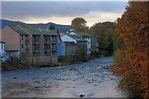 NY2623 : River Greta by Mick Garratt
