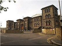 TQ2673 : Wandsworth Prison by Derek Harper