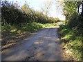 C3517 : Road at Gortinlieve by Kenneth  Allen
