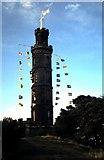 NT2674 : Trafalgar Day ,Nelson's Monument,  Calton Hill by ronnie leask