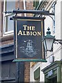 SJ6701 : The Albion, Broseley by Mike White