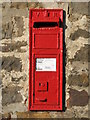 NY9967 : Victorian postbox, Halton by Mike Quinn