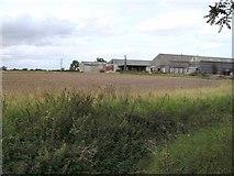 TF3686 : South House Farm (1) by John Beal