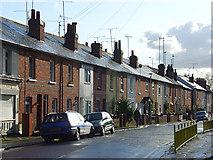 SU7172 : Wolseley Street, Reading by Andrew Smith