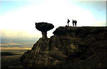 NO1807 : Bunnet Stane by ronnie leask