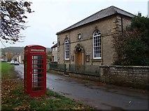 SE7485 : Sinnington Methodist Chapel by David Rogers