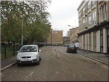 TQ3283 : Bridport Place by Oxyman