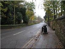 NT3366 : Abbey Road, Eskbank by M J Richardson