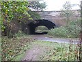 NT3267 : Bridge over the Waverley Line at Sheriffhall by M J Richardson