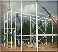 TL8364 : New Asda store starts to take shape, Bury St. Edmunds by John Goldsmith