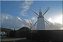 TQ6104 : Stone Cross Windmill, Beggar's Lane, Stone Cross, East Sussex by Oast House Archive