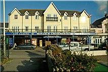 SZ9398 : Monarch Amusements 6-8 Waterloo Square Bognor Regis by P L Chadwick