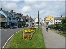 SM9537 : West Street, Fishguard / Abergwaun by Humphrey Bolton