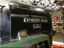 SU1484 : Evening Star, STEAM Museum, Swindon (4) by Brian Robert Marshall