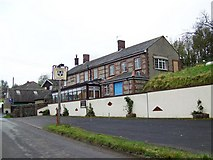 SY7699 : The Rivers Arms, Cheselbourne by Maigheach-gheal
