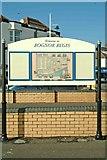 SZ9398 : Bognor Regis Information Board by P L Chadwick