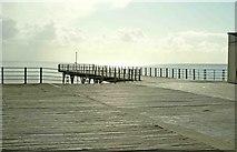 SZ9398 : Pier end Bognor Regis by P L Chadwick