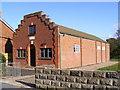 TM3863 : Masonic Lodge  on Chapel Road, Saxmundham by Geographer