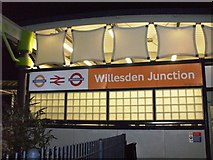 TQ2182 : Willesden Junction station, NW10 by Phillip Perry