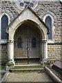 SK5646 : Emmanuel Church, Warren Hill by Oxymoron
