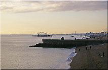 TQ3103 : Beach, Brighton,  East Sussex by Christine Matthews