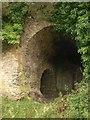 SX4663 : Lime kiln, Blaxton Quay by Derek Harper