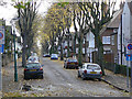 SK5539 : Rolleston Drive, Lenton by Alan Murray-Rust