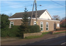 TM0659 : United Reformed Church, Stowupland by Andrew Hill