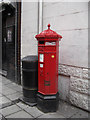 NZ2464 : Penfold postbox on Stowell Street by michael ely