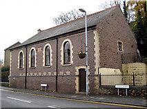 SK5815 : The Old Methodist Church, Mountsorrel by Carolyn Mansfield