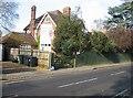 TL4357 : Bins in Grange Road by Sandy B