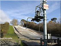 ST1477 : Fairwater Ski Slope by John Carter